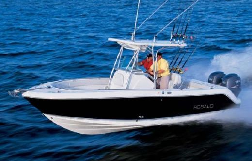 Robalo r240 center console for sale yachtworld uk for Robalo fish in english