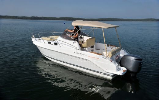 2017 B2 Marine 752 DAY CRUISER