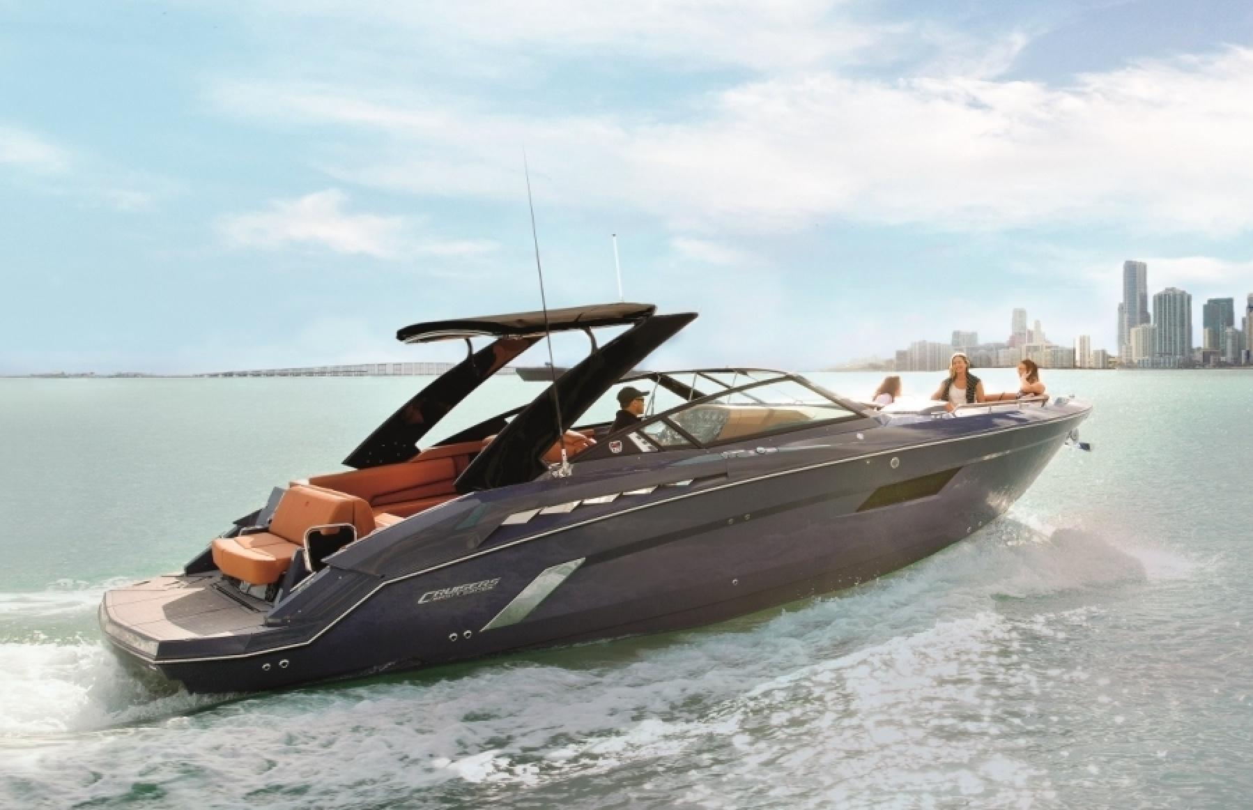 2017 Cruisers Yachts 338 Bow Rider Power Boat For Sale