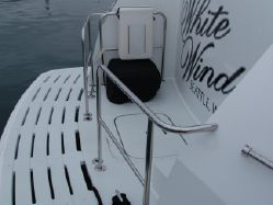 photo of  Hatteras Sport Deck MY