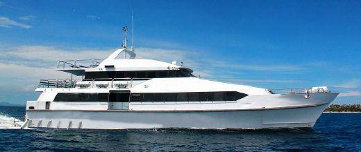 1991 Custom Fast Catamaran Ferry