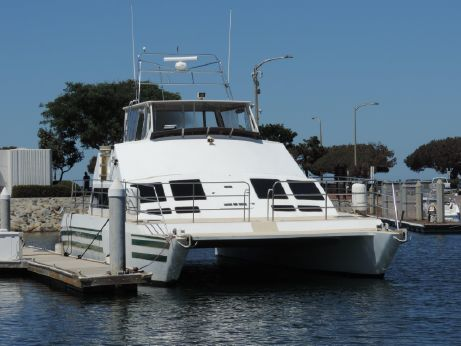 1996 Ocean Cat 53' Power Cat