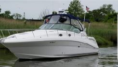 2006 Sea Ray 340 Sundancer Sportsman