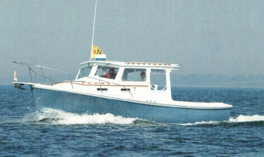 1982 Dyer Extended Pilothouse (Extensive rebuild 2003)