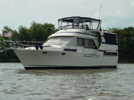 1988 Med Yacht Aft Cabin