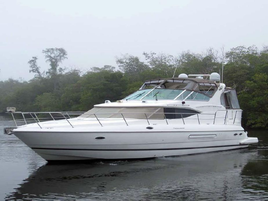 2002 Cruisers Yachts 4450 Express Power Boat For Sale Www