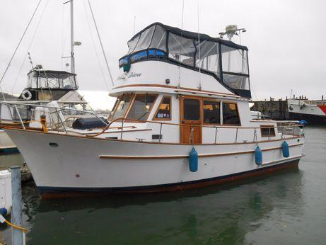 1979 Chien Hwa 34'Trawler