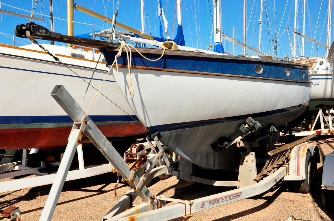 28' Stone Horse +Boat for sale!