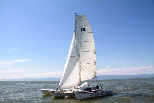 1987 Somersault Outrigger 26