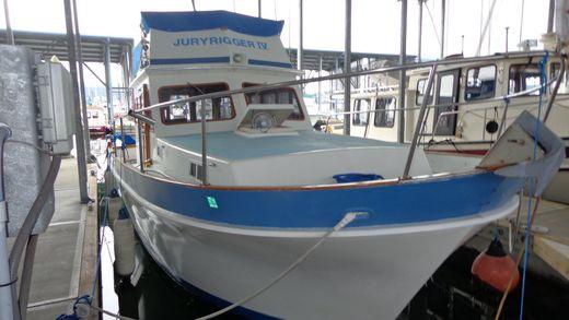 1977 Californian Fast Trawler