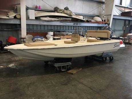 2017 Scout 151 Sportfish