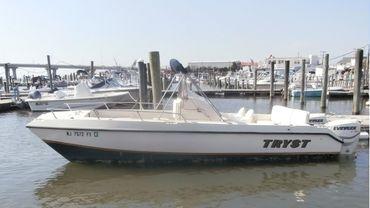 1994 Sea Cat 2100