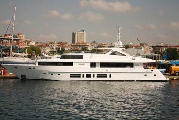 2013 Mega Yacht B 127