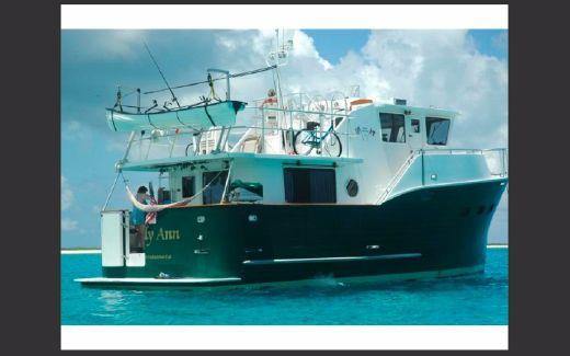 2002 Magna Marine Nova Scotia 43