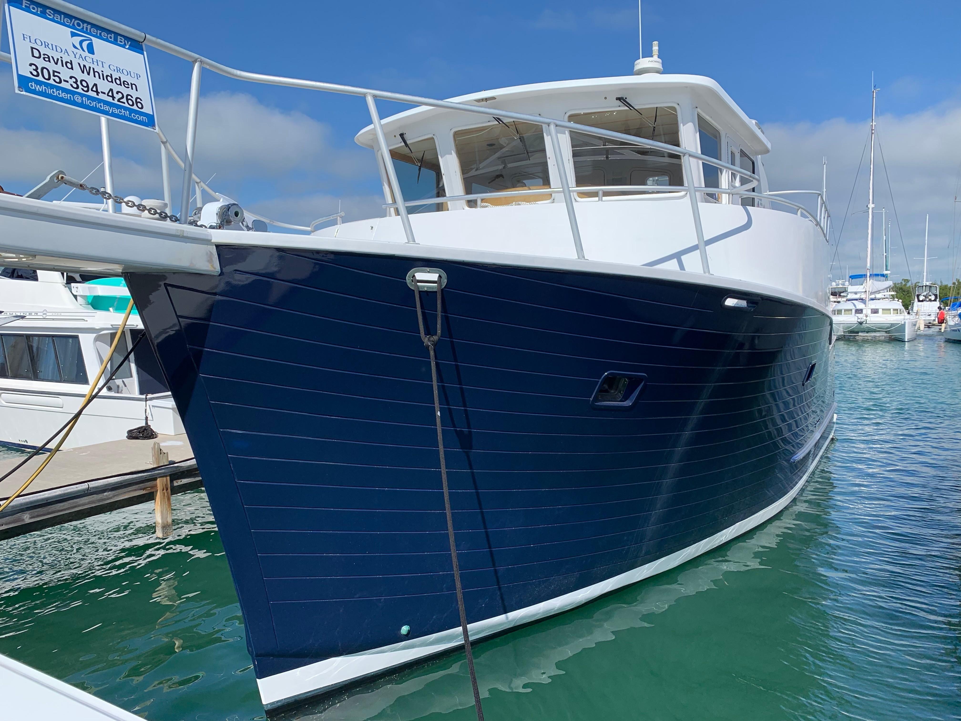 2002 Magna Marine Nova Scotia 43 Power Boat For Sale Www