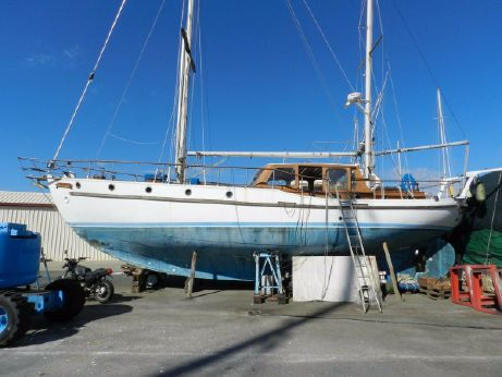 1948 Dutch Built Steel ketch