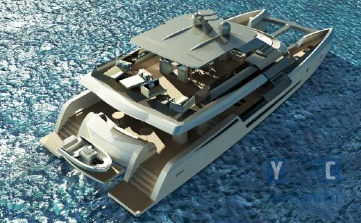 2017 New Project Cata Power Catamaran 26m/30m