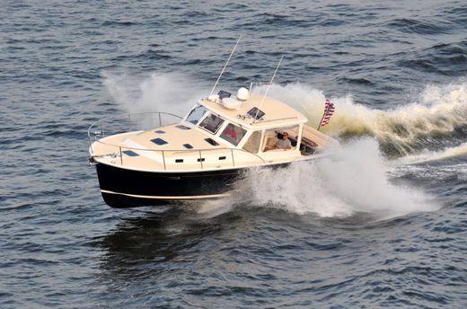 2014 Mjm Yachts 40z
