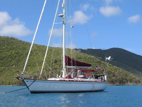 1988 Windship Custom 52
