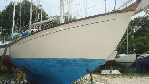 1972 Allied Seawind Ketch