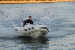 2009 Avon Sea Sport 400 DL