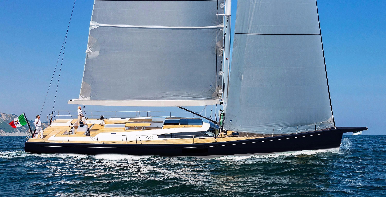 2016 Advanced Yachts 80