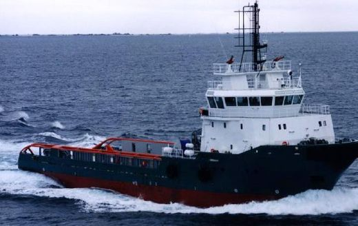 1979 Custom Platform Supply Vessel