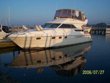 1998 Viking 46 Sport Cruiser