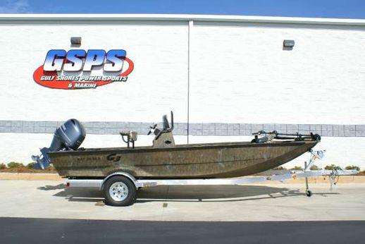 2015 G3 Boats Bay 20 DLX
