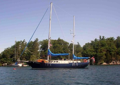 1995 Samson 45 C-Breeze Pilothouse Ketch