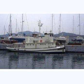 1942 Canadian Shipyard 23mt. Tug boat