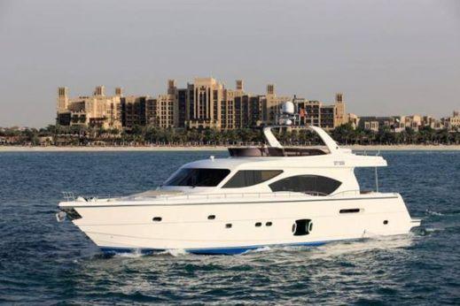 2008 Dubai Marine Duretti 85