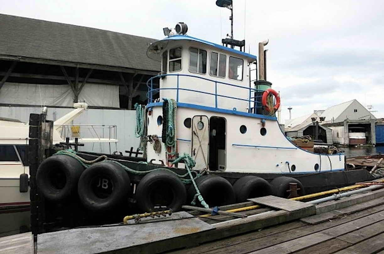 1944 Commercial Tug Boat Tug For Sale Yachtworld