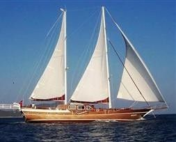 2006 Turkish Gulet Ketch 32m (Wood)