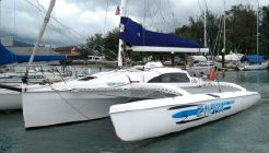 2008 Corsair C37RS Trailerable Trimaran