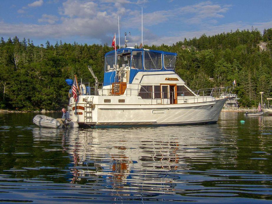 1990 island gypsy trawler