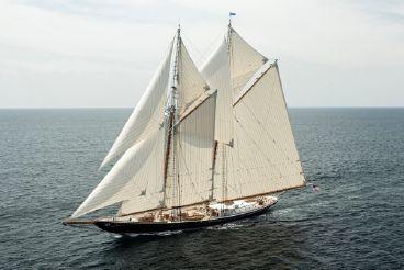 2014 Custom Starling Burgess Grand Banks Schooner Superyacht