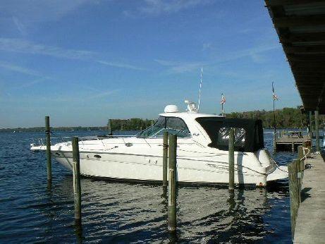 2002 Sea Ray 460 Sundancer/fresh water boat