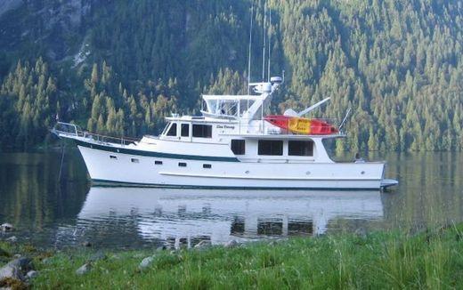 1997 Fleming Pilothouse Motor Yacht