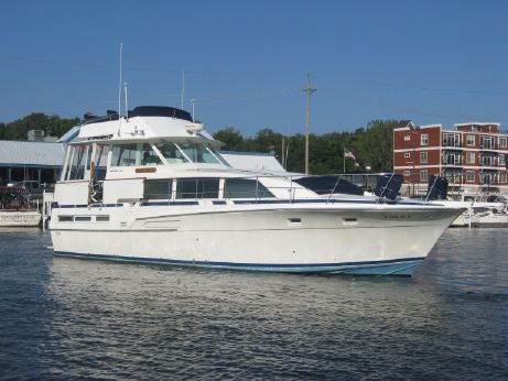 1979 Bertram 46 Flybridge Motor Yacht