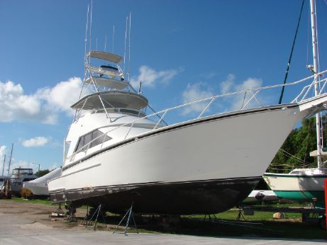 1990 Striker 58 Sport Fish