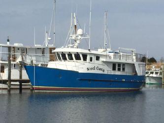 63' Cape Horn 1999