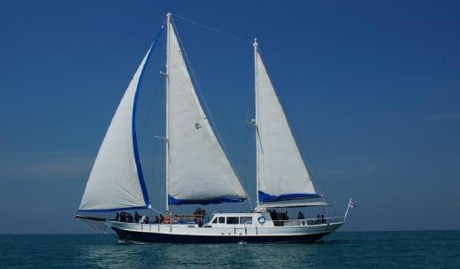1999 Classic 27m Ketch Sailing Yacht