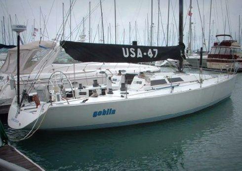 1992 Carroll Marine Tripp 47