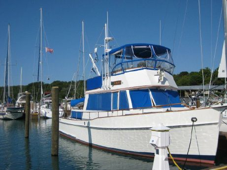 1986 Grand Banks 42 Classic