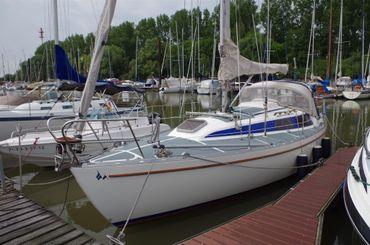 1984 Custom Emka Yachts Emka 31