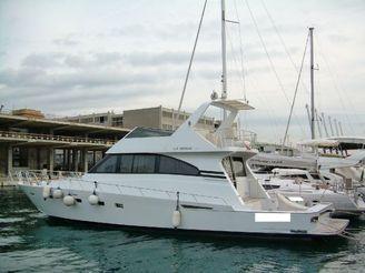 1999 Costruzioni Navali Tigullio Fisherman 60