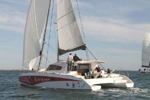 2014 Aventura Catamarans 43