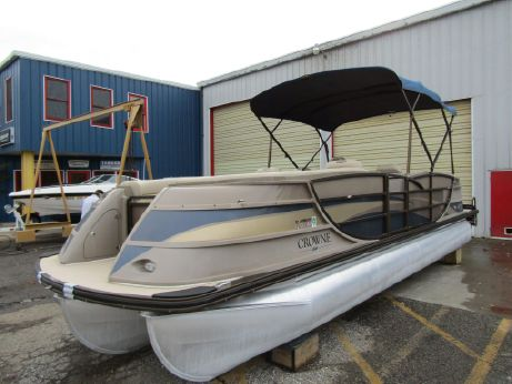 2010 Harris Flotebote 250 Crowne