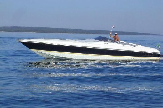 2008 Benetti 40 Offshore